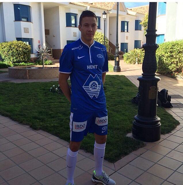 Molde Fotballklubb drakt 2014